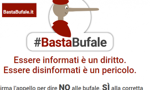 "EVENTI: Camera dei Deputati ""appello bastaBufale.it"" di Laura Boldrini"