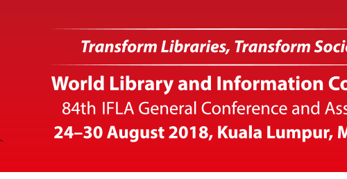 EVENTI: #wlic2018 @IFLA #Library Theory and Research Section joint with #InformationLiteracy Section – Call for Papers / Open Sessions