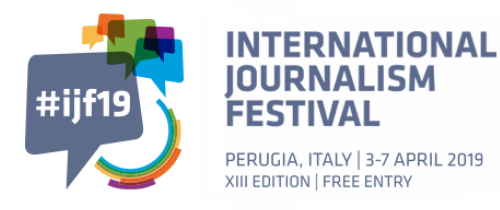 EVENTI: #crowdsearcher #IJF19 @journalismfest International Journalism Festival dal #3aprile al #7aprile 2019 @Perugia #biblioVerifica