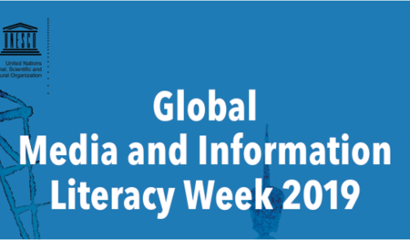 "EVENTI: #GLOBALmilWEEK 2019 consigliamo #Metaliteracy #MOOC su #Coursera nel ""Global Media and Information Literacy Week 2019"" #biblioVerifica #crowdsearcher"